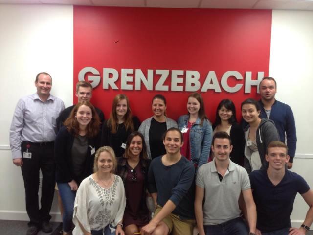 Company Visit Grenzebach