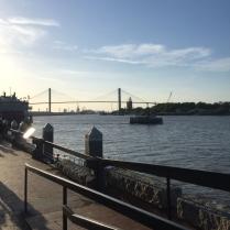 Hafengebiet von Savannah