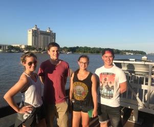 Am Savannah River