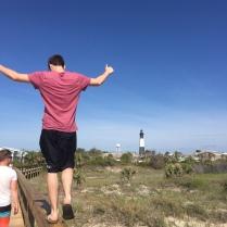 Tybee Island Leuchtturm