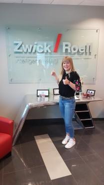 Zwick sign